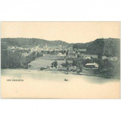 SUISSE. Les Brenets vers 1900