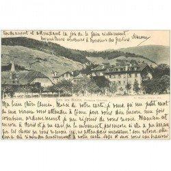 SUISSE. Bex les Bains Pension Crochet 1903