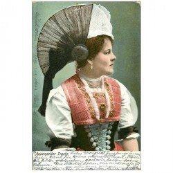 Suisse. Appenzeller tracht 1915