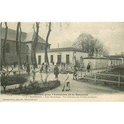 33 BORDEAUX. Cour Asile Terre Nègre. Société Extinction de la Mendicité