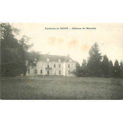 21 DIJON. Château de Mirande