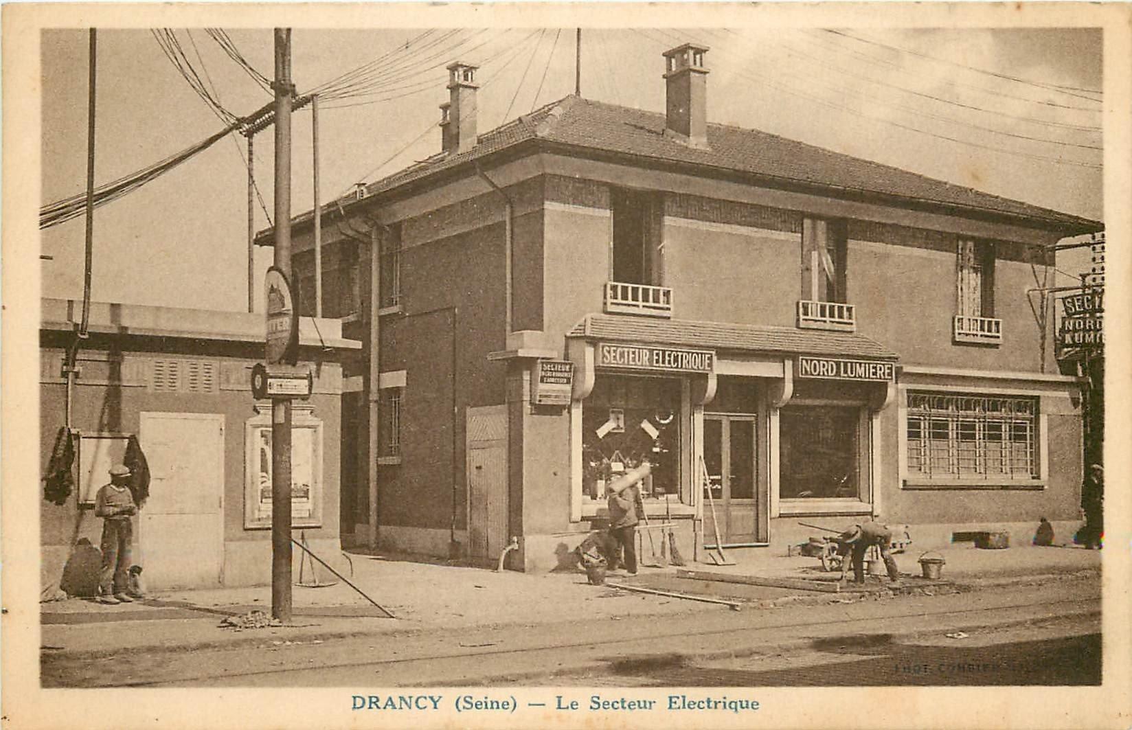 93 DRANCY. La Boutique du Secteur Electrique