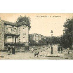 93 AULNAY-SOUS-BOIS. Rue de Lorraine