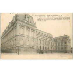 carte postale ancienne 02 SAINT-QUENTIN. Palais de Fervaques 1903