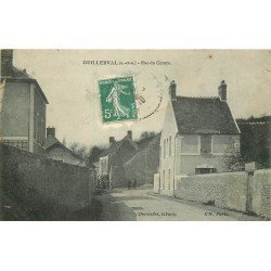 91 GUILLERVAL. Rue du Centre 1910