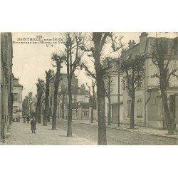 93 MONTREUIL-SOUS-BOIS. Boulevard de l'Hôtel de Ville