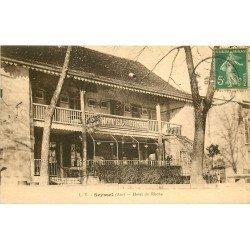 01 SEYSSEL. Hôtel du Rhône par Bouhas 1916
