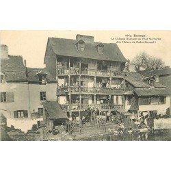 35 RENNES. Château Branlant