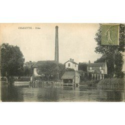 45 CHALETTE. L'Usine 1918