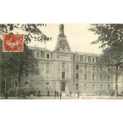 35 RENNES. Le Lycée 1908