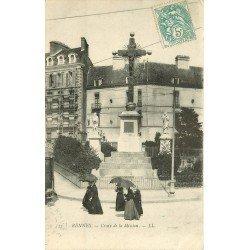 35 RENNES. Croix de la Mission 1907