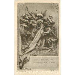 35 RENNES. Union de la Bretagne à la France par Boucher