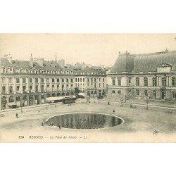 35 RENNES. La Place du Palais