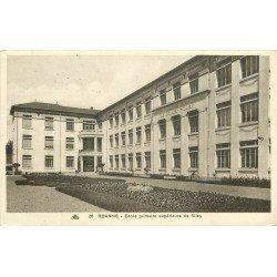 42 ROANNE. Ecole primaire supérieure de filles 1943