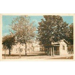 81 ALBAN. Place Poids Public 1943