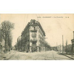92 CLAMART. La Fourche 1918