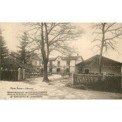 33 LIBOURNE. Chais-domaine de Lousteauneuf route Saint-Emilion