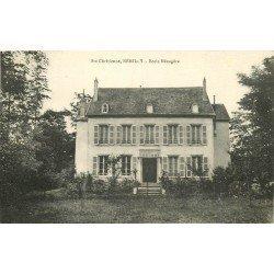 57 REMILLY. Ecole Ménagère Sainte-Chrétienne 1936