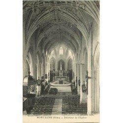 61 MORTAGNE. Intérieur de l'Eglise