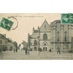 61 MORTAGNE. Eglise Notre-Dame 1909