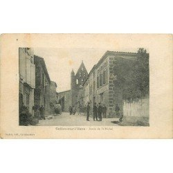 11 SALLES-SUR-L'HERS. Bar Route de Saint-Michel