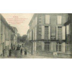 11 ALZONNE. Le Vatican refuge de Pie VII route de Carcassonne