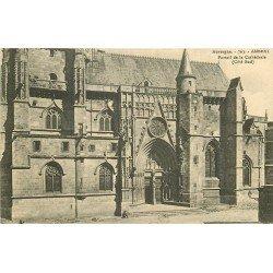 63 AMBERT. Portail de la Cathédrale