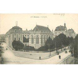 35 RENNES. Le Lycée 1909