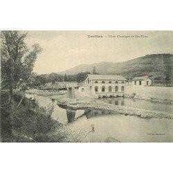 09 VARILHES. Usine Electrique de Las-Rives 1910