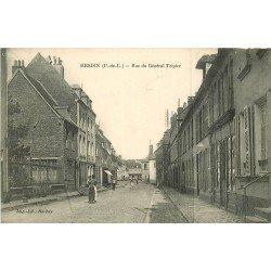 62 HESDIN. Rue du Général Tripier