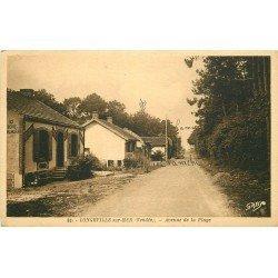 85 LONGEVILLE-SUR-MER. Auberge Avenue de la Plage