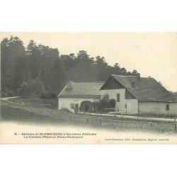 """88 PLOMBIERES. Ferme Restaurant """" La Croisette d'Hérival """""""