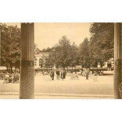88 CONTREXEVILLE. Un Coin du Parc vu des Galeries 1934
