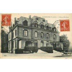 95 EAUBONNE. Le Château Mirabeau 1920