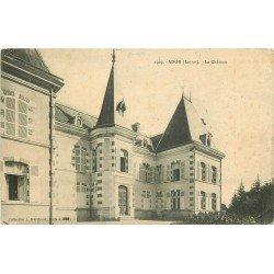 45 ADON. Le Château carte postale ancienne