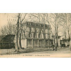 81 CASTRES. La Banque de France 1938