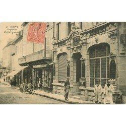 19 BRIVE. Banque du Crédit Lyonnais 1906