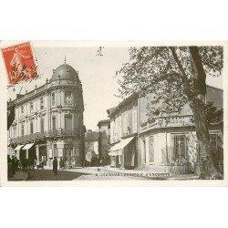 11 LEZIGNAN. Banque Comptoir d'Escompte 1910 et Boucherie