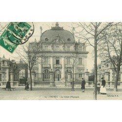 10 TROYES. Banque Caisse d'Epargne 1915