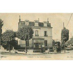 91 CORBEIL. Banque la Caisse d'Epargne 1919