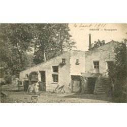 63 ISSOIRE. Ferme Rocquepierre ou Rocpierre (défauts) 1911