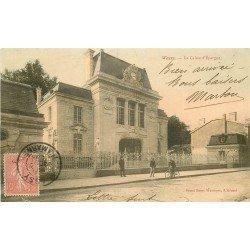 52 WASSY. Banque la Caisse d'Epargne1905