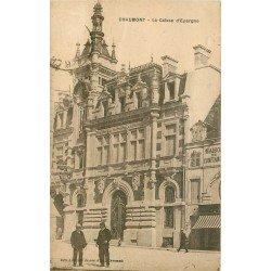 52 CHAUMONT. Banque Caisse Epargne vers 1919