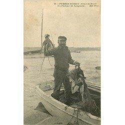 22 PERROS GUIREC. Un Pêcheur de Langoustes