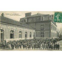 10 ROMILLY-SUR-SEINE. Ecole de garçons 1911