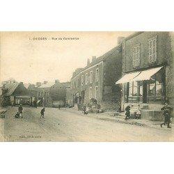 58 CHIDDES. Rue du Commerce 1934