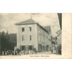 73 YENNE. Hôtel Labeye vers 1905