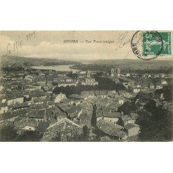 69 GIVORS. Vue panoramique 1909