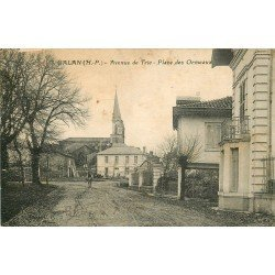 65 GALAN. Avenue de Trie et Place des Ormeaux 1933