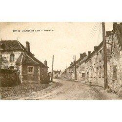 60 LIEUVILLERS. Grande-Rue 1942